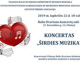 PLAKATAS 2019-11-22 koncertui