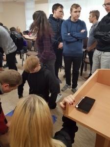 PROJEKTAS TUK TUK ŠIRDELE – BŪK SVEIKA! 2017 metai fabijoniskiu mokykla (32)