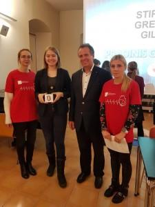"""Projektas ,,Tuk tuk širdele – būk sveika!"""" 2018 m. Vilniaus Jėzuitų gimnazija 11-12d (1)"""