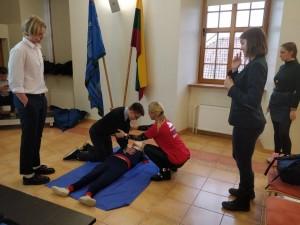 """Projektas ,,Tuk tuk širdele – būk sveika!"""" 2018 m. Vilniaus Jėzuitų gimnazija 11-12d (3)"""