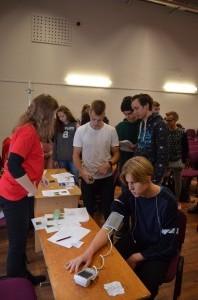 """Projektas ,,Tuk tuk širdele – būk sveika!"""" 2018 m. Vilniaus Pilaitės gimnazija 11-12d (8)"""