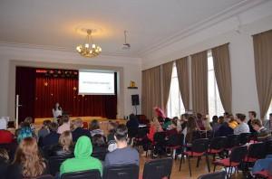 """Projektas ,,Tuk tuk širdele – būk sveika!"""" 2018 m. Vilniaus Užupio gimnazija kardio diena (2)"""
